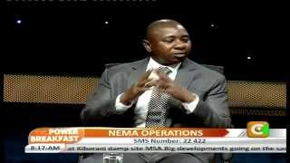 Power Breakfast Interview: NEMA Operations