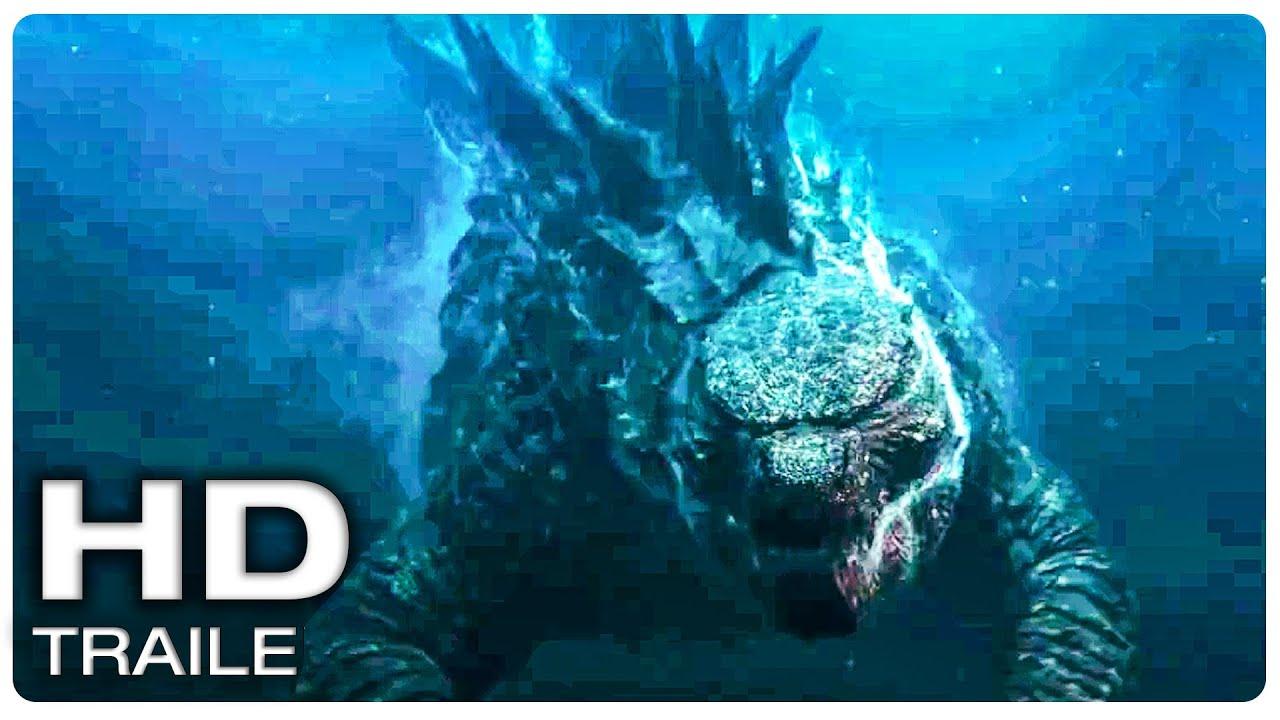 "GODZILLA VS KONG ""Ancient Rivalry"" Trailer (NEW 2021) Monster Movie HD"