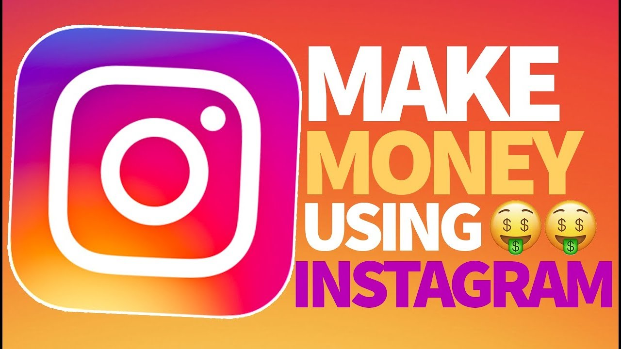 How To Make Money USING Instagram! - Making Money Online For Beginners 2019