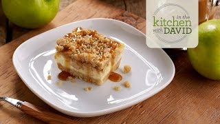How To Make Caramel Apple Cheesecake Bars