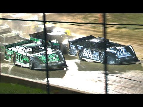 The Super Late Model Feature at Stateline Speedway (Busti, NY) on Saturday, July 13th, 2019! Results: 1) Max Blair 2) Darrell Bossard 3) Dutch Davies 4) Ryan ... - dirt track racing video image