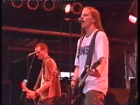 The Offspring - Self Esteem. Glastonbury 1995