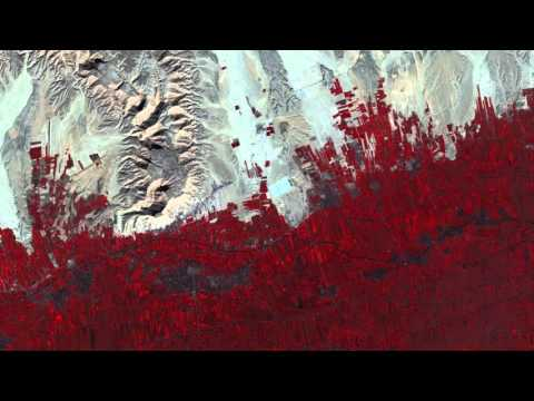 Earth from Space: Eastern Desert