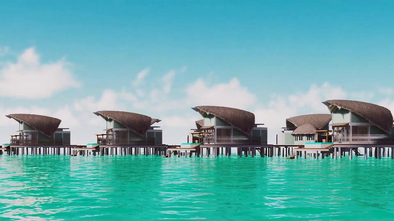 Jw Marriott Maldives Marriott Maldives Resort Marriott Youtube