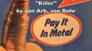 """RAREST KROKUS: """"Killer"""" 1978"""