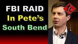 FBI RAID in Pete's South Bend