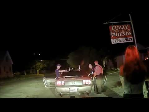 Raw Video explicit  Lampasas County Sheriff's Department arrest of Copperas Cove man   YouTube 720p