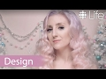 Frosty Ice Queen Make Up Tutorial | ALB in Winterland | CBC Life