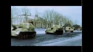 Танки 2 мировой войны(клип)