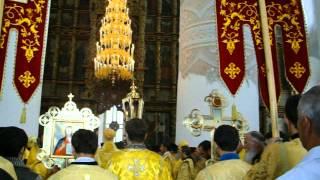 Служба в Успенском Соборе г.Рязань(2009 год., 2012-04-13T09:42:59.000Z)