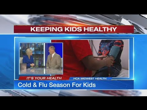Preventing colds and flu: What will help your kids?