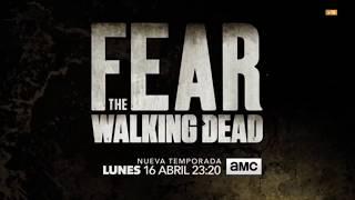 Fear The Walking Dead Temporada 4 Trailer Oficial Castellano.