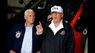 Trump thanks first responders in visit to hurricane-ravaged Florida thumbnail