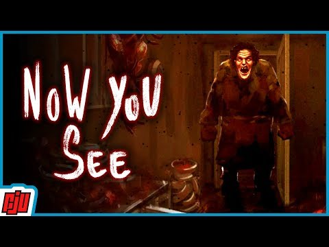Now You See Part 3 (Ending) | Indie Horror Game | PC Gameplay Walkthrough