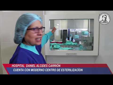 21  VIDEO PROMOCIONAL CENTRO DE ESTERILIZACION