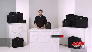 Padded Nylon Mixer Bags