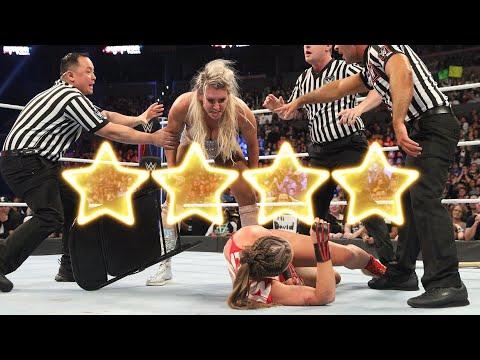 WWE Survivor Series 2018 - Every Match Star Ratings