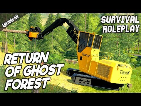 RETURN OF GHOST FOREST | Survival Roleplay | Episode 60 thumbnail