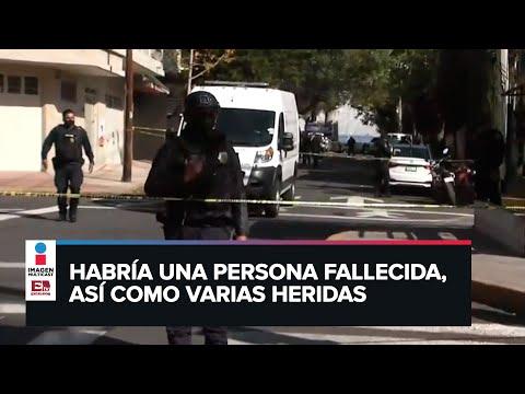Robo a vivienda en la alcaldía Miguel Hidalgo desata balacer