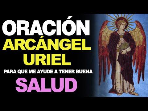 🙏 Poderosa Oración al Arcángel Uriel ¡AYÚDAME A TENER SALUD! 🙇️