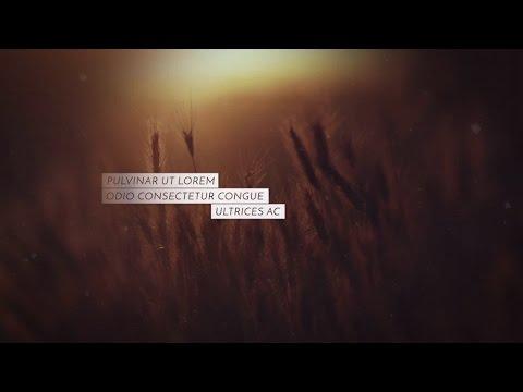 VIKLANDER - After Effects Template - Inspirational Slideshow