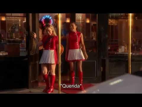 GLEE: Here Comes the (Sun Dani y Santana Lopez)