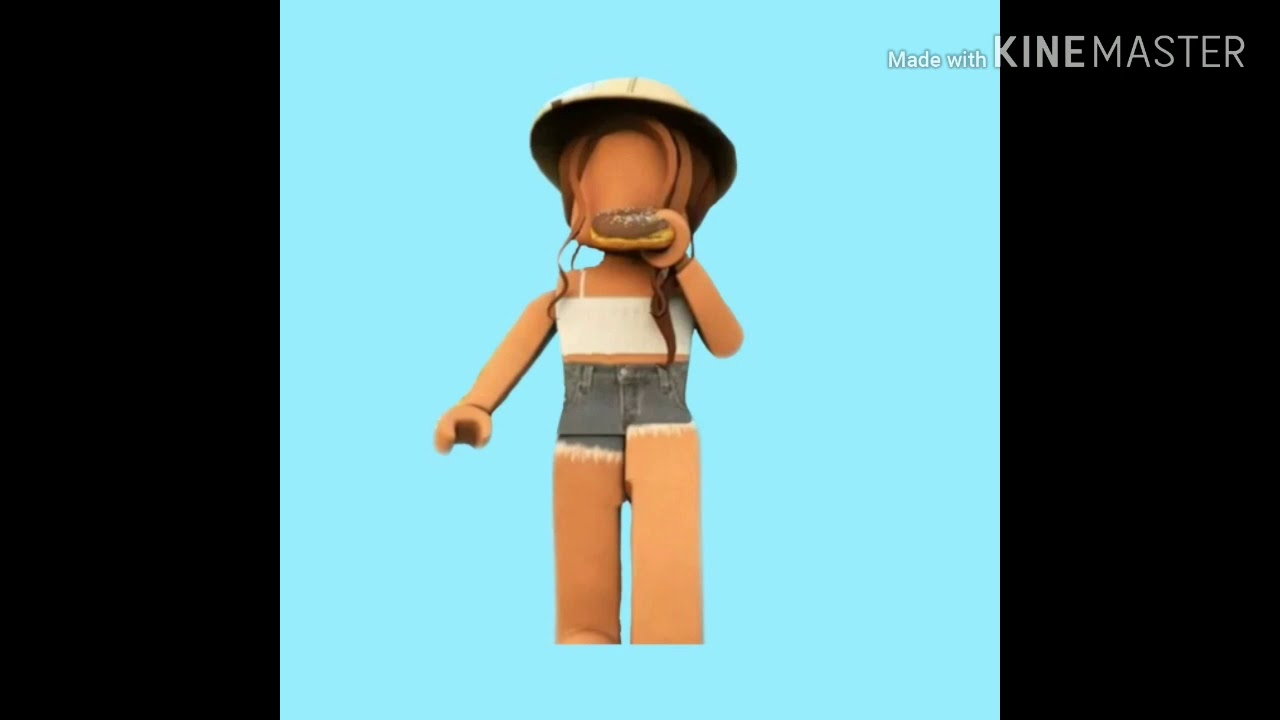 Cute And Aesthetic Girly Roblox Characters Part 2 Youtube