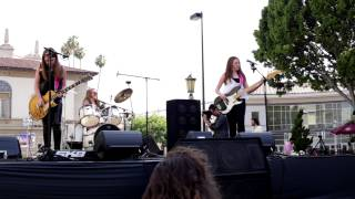 Pinkfurs, The Pink Furs at Make Music Pasadena 2014