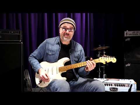 Fender Custom Shop Masterbuilt Todd Krause 1956 Stratocaster  Relic  •  SN: R95393
