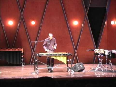 Music for Vibraphone and Electronica