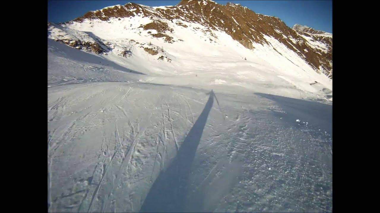 *reportage* nevicata a san simone ski (bg) - 15 febbraio 2015 (hd720p)