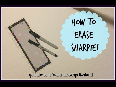 how-to-erase-sharpie-|-removing-sharpie-from-an-erin-condren-dashboard