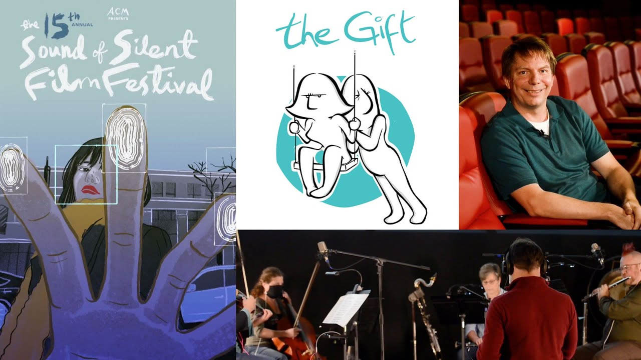"""""""The Gift"""" at the Sound of Silent Film Festival 2020, with newly written score performed live."""