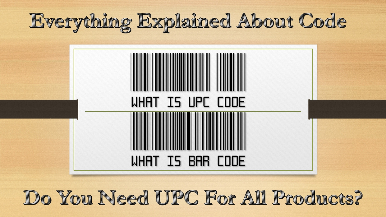 What is UPC code, What Is Bar Code Of Products Explained in Detail