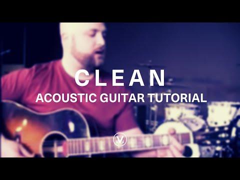 """Clean"" Acoustic Guitar Tutorial (Discover Vineyard Worship) | Vineyard Worship"