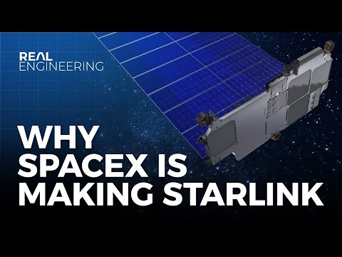 Why SpaceX is Making Starlink