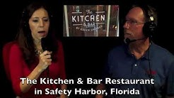 The Kitchen & Bar at Green Springs Restaurant in Safety Harbor, Florida