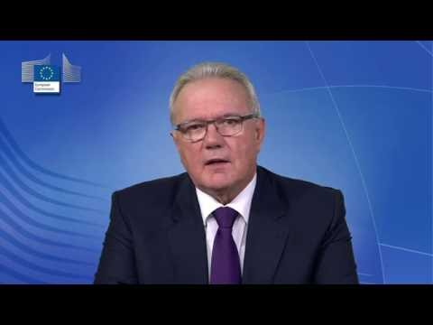 Celebrating DSW's 25th Birthday - a message from European Commissioner Neven Mimica
