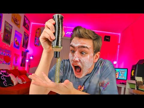 Trying Weird Caffeine Products