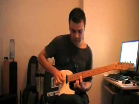 Radioactive Guitar Lesson Youtube