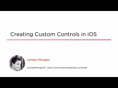 Course Preview: Creating Custom Controls in iOS - 동영상
