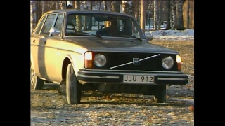 Trafikmagasinet testar Volvo 240 (1981) [Full version]