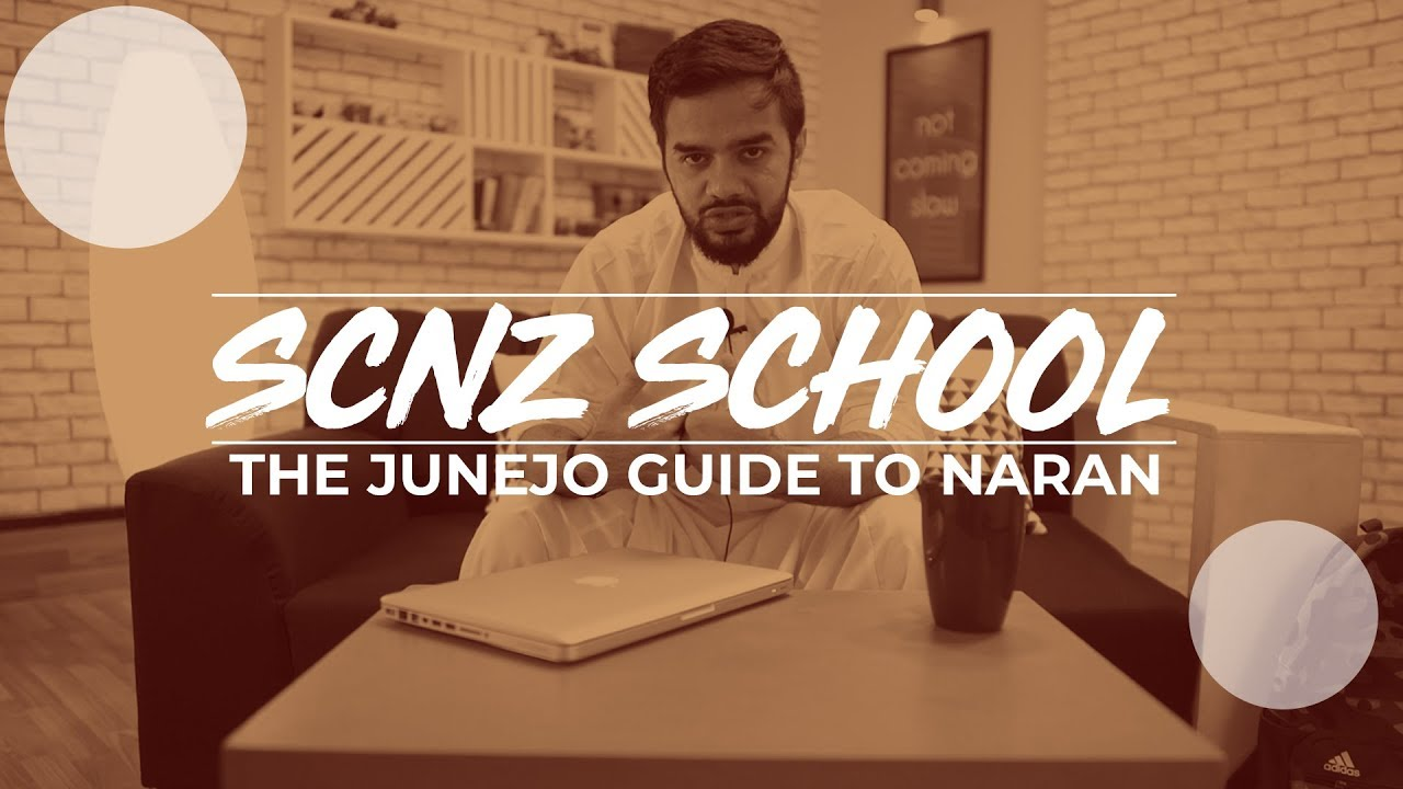1/6 SCNZ School | The Junejo Guide To Naran | The JoBhi Show