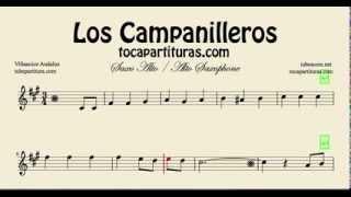 Los Campanilleros Sheet Music for Alto Saxophone