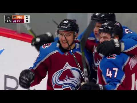 Philadelphia Flyers vs Colorado Avalanche - March 28, 2018 | Game Highlights | NHL 2017/18