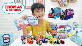 Koleksi Mainan Thomas & Friends Superduper Ziyan MP3
