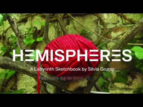 Behind Silvia Gruner's Hemispheres – A Labyrinth Sketchbook at Americas Society