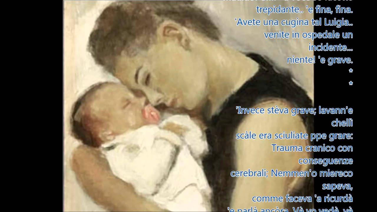 Poesia Napoletana Ddoje Mamma Versi Di Mario Ferraro Sottvierno