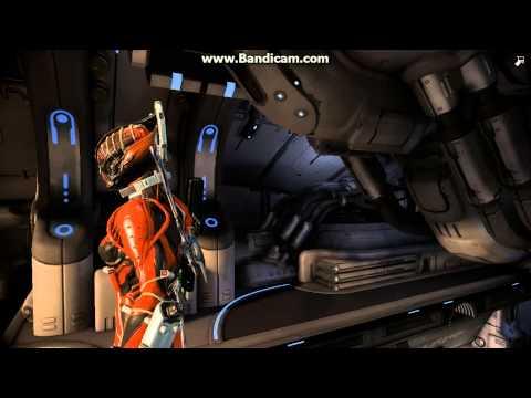 Warframe Spaceship tour