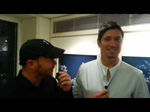 VERNON KAY'S TIPS ON SUCCESS with Mark Llewhellin